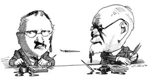 CaricaturaFreudEjung